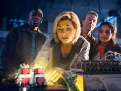 Doctor Who (Sophie Mutevelian/PA)