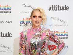 Drag star Courtney Act to make Eurovision bid to sing for Australia (Matt Alexander/PA)