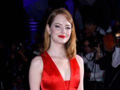 Emma Stone stars in The Favourite (Matt Crossick/PA)
