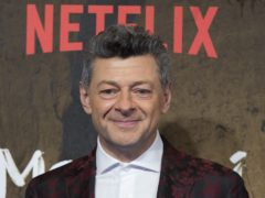 Andy Serkis (David Parry/PA)