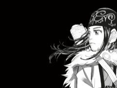 Golden Kamuy, 2014 onwards, by Noda Satoru, will be one of the items to be shown in The Citi Exhibition: Manga (British Museum/PA)