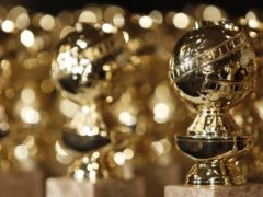 Golden Globe statuettes (Matt Sayles/AP)