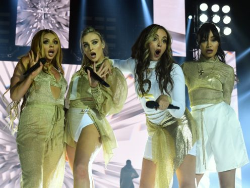 Perrie Edwards, Jesy Nelson, Jade Thirlwall and Leigh-Anne Pinnock of Little Mix (Ian West/PA)