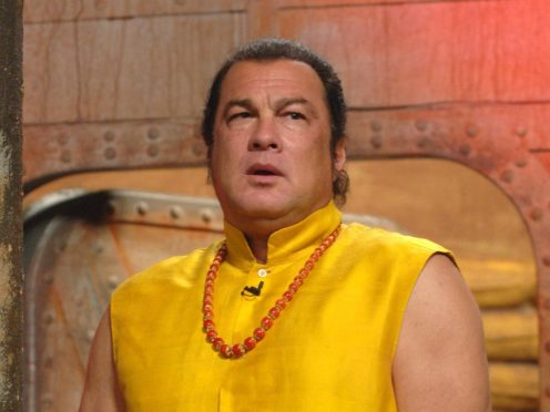 The case against Seagal has been declined. (Ian West/Pa)
