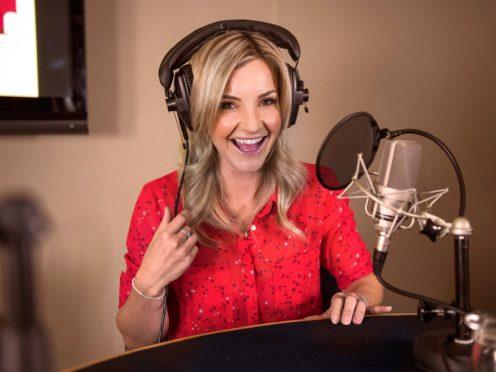 Helen Skelton hosts Disney Junior's first podcast (Disney Junior/PA)