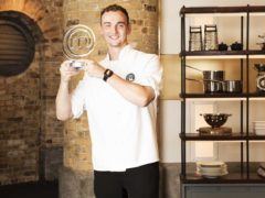 Laurence Henry has won this year's competition. (BBC/ Shine TV )