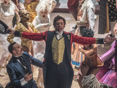 Hugh Jackman in The Greatest Showman (20th Century Fox)