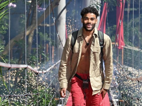Malique Thompson-Dwyer has become the second contestant to leave the jungle (ITV/REX/Shutterstock)