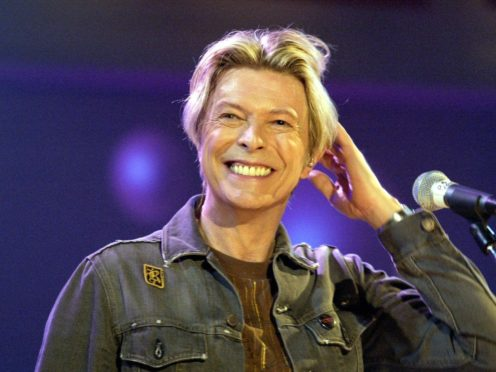 David Bowie penned a heartbreaking message to the lover that broke his heart (PA)