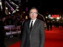 Tim Roth attending the premiere of The Hateful Eight at the Odeon Leicester Square, London. PRESS ASSOCIATION Photo. Picture date: Thursday December 10, 2015. See PA story SHOWBIZ Tarantino. Photo credit should read: Yui Mok/PA Wire
