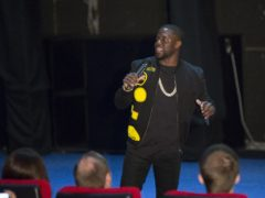 Kevin Hart pulled out of hosting the Oscars in a row over homophobic tweets (John Phillips/PA)
