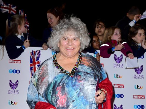 Miriam Margolyes has joined the cast of Call The Midwife (Ian West/PA)