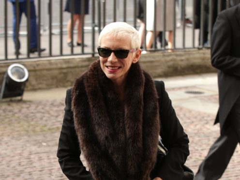 Annie Lennox has said older women still have much to give (Yui Mok/PA)