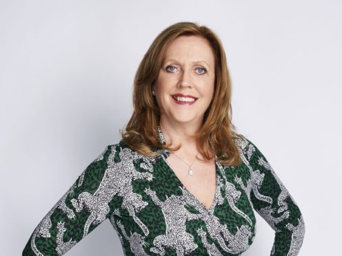 Jenny Campbell is to leave Dragons' Den after two series (BBC/PA)