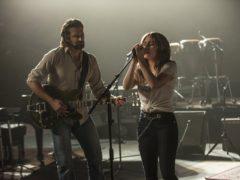 Lady Gaga appearing alongside Bradley Cooper (Neal Preston/Warner Bros)