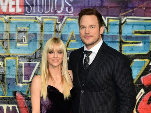 Anna Faris congratulated the couple on their engagement (Ian West/PA)