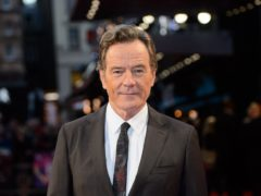 Bryan Cranston has defended playing a disabled character in his latest film (Matt Crossick/PA)