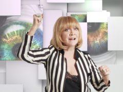 Amanda Barrie (Channel 5)