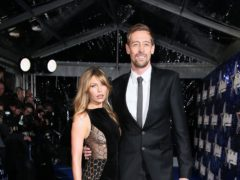 Abbey Clancy and Peter Crouch expecting fourth child (Joel Ryan/PA)