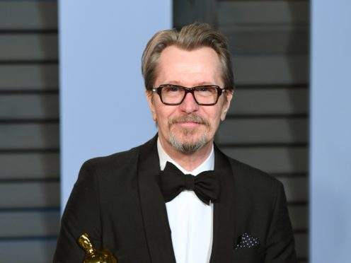 Gary Oldman will be among the presenters at the 2019 Golden Globes (PA)