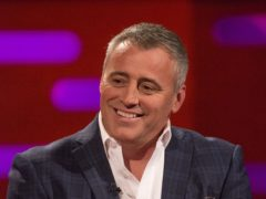 Matt LeBlanc said he took a memento from the Friends set when the hit comedy went off air (Isabel Infantes/PA)