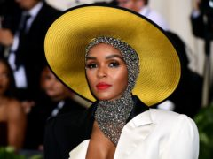 Janelle Monae will perform at Glastonbury this year. (Ian West/PA)