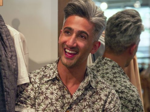 Queer Eye's Fab Five – including Tan France – are heading to Japan for four special episodes (Netflix/PA)