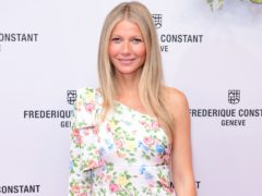 Gwyneth Paltrow was married to Chris Martin for 10 years (Ian West/PA)