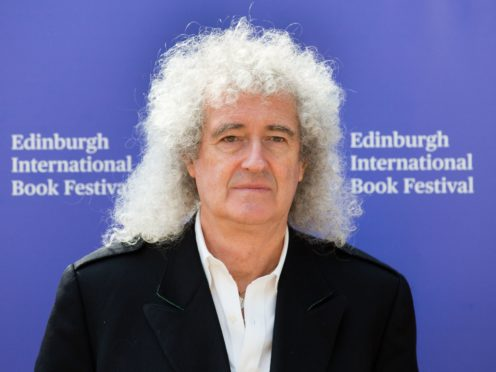Queen guitarist Brian May (Robert Perry/PA)
