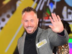 James Jordan has addressed the Dancing On on-air spat (Ian West/PA)