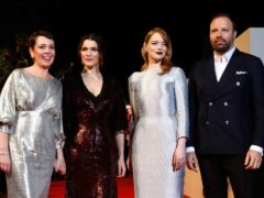 The Favourite has 12 Bafta nominations (David Parry/PA)