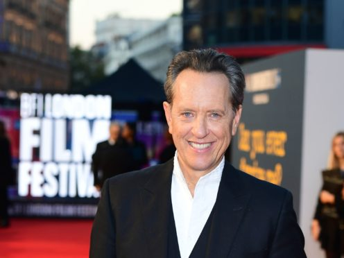 Richard E. Grant has earned an Oscar nomination for Can You Ever Forgive Me? (Ian West/PA)