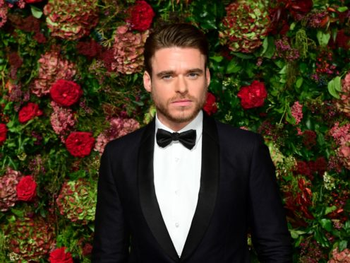 Richard Madden will attend the event in Los Angeles. (Ian West/PA)