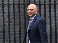 The National Theatre has offered to support a performance of a play about refugee camps for Home Secretary Sajid Javid (Stefan Rousseau/PA)