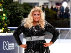 Gemma Collins is among the celebrity contestants on Dancing On Ice (David Parry/PA)