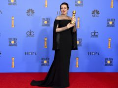 Olivia Colman played Queen Anne in The Favourite (Jordan Strauss/Invision/AP)