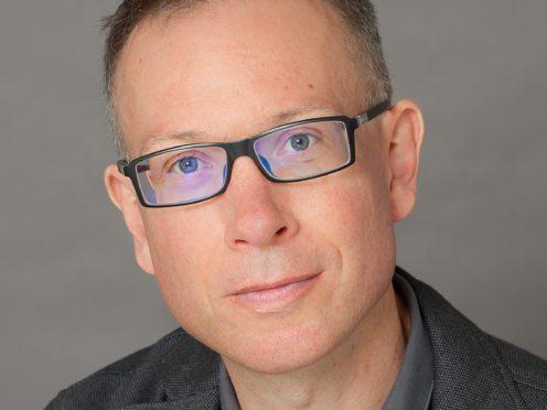 Bart van Es has spoken of 'extreme nationalism' (Costa Book Awards/PA)