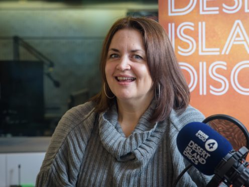 Ruth Jones spoke about what her Welsh identity means to her (Amanda Benson/BBC Radio 4/PA)
