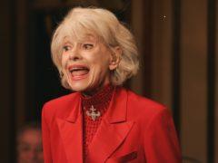 Carol Channing has died aged 97 (AP Photo/Richard Drew)