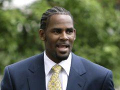 R Kelly (AP Photo/M. Spencer Green, File)