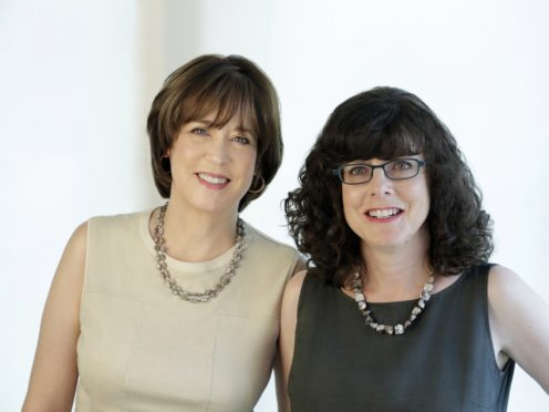 RBG directors Betsy West (left) and Julie Cohen have discussed the film's success (Magnolia Pictures/CNN/PA)