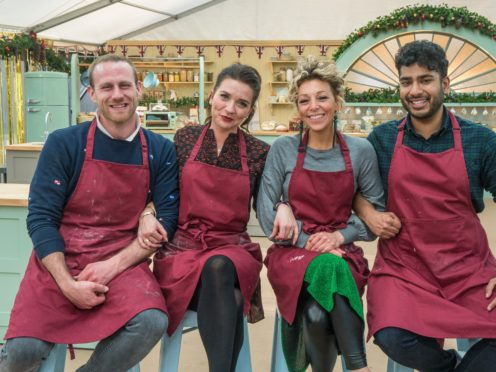 Candice Brown is one of four returning bakers (Channel 4)