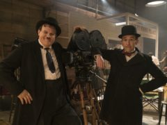 John C. Reilly and Steve Coogan star as the comedy duo (Entertainment One)