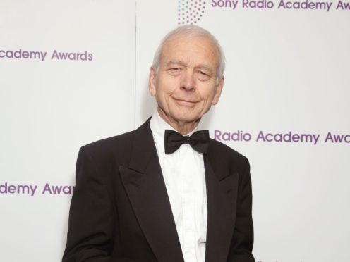 John Humphrys has not said when he will be handing in his notice (Yui Mok/PA)