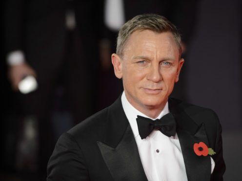 Daniel Craig will reportedly star in 'Shatterhand' (Matt Crossick/PA)
