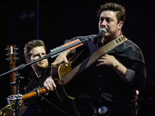 Mumford And Sons have been announced as the final headline act at the All Points East festival (Ben Birchall/PA)