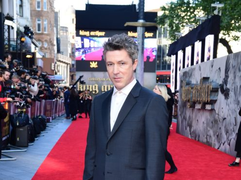 Game Of Thrones star Aidan Gillen revealed he would make sure his used scripts were destroyed (Ian West/PA)