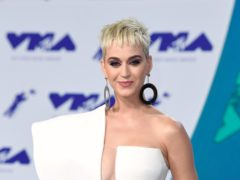 Katy Perry and Orlando Bloom announced their engagement via simultaneous social media posts (PA)