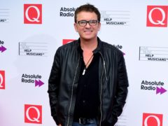 Shane Richie has revealed he spent some time sleeping rough (Ian West/PA)