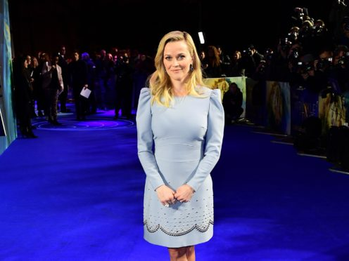 Reese Witherspoon shared a throwback snap (PA)